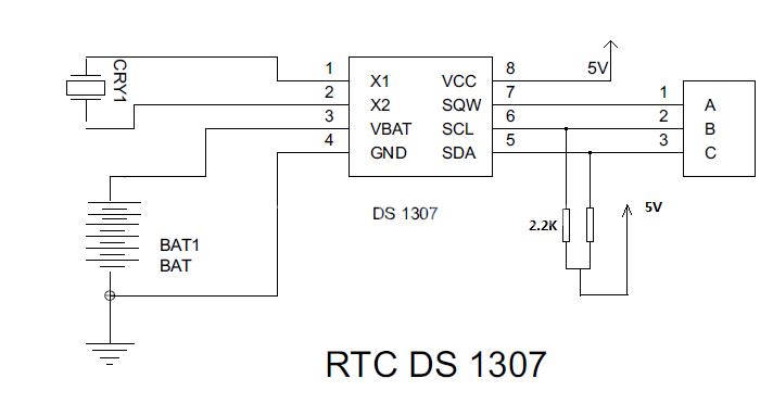 Interfacing Rtc With Microcontroller Embedjournal