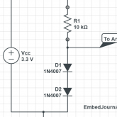Microcontroller Input voltage Measurement through ADC Module
